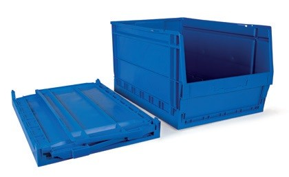 doboz kit 54P kék