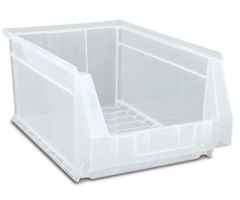 doboz 52 átlátszó fehér
