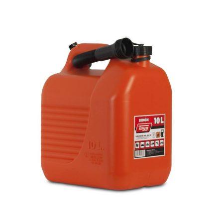 üzemanyag kanna 10L